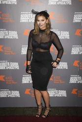 Ferne McCann - KISS FM Haunted House Party @ SSE Arena in London - 10/29/15