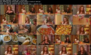 Maria Menounos - Rachael Ray - 4-8-14