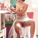 Gatas QB - Nuelle Alves Playboy Brasil Fevereiro 2015