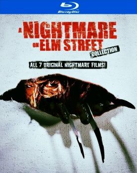 A Nightmare on Elm Street Collection 1984-1994 BDRip 1080p DTS-HighCode