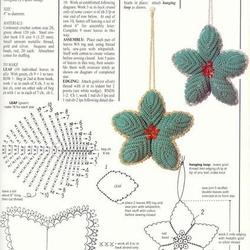 Вязание крючком елки схемы и модели