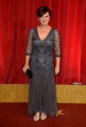 Dido Miles - British Soap Awards 2016 @ Hackney Empire in London - 05/28/16
