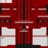 Download Milan 14-15 Version 2 Kits by Tunevi