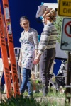 "Mila Kunis -                           ""Bad Moms Christmas"" Set Atlanta May 3rd 2017."