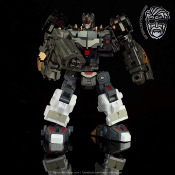 [FansProject] Produit Tiers - Jouet Saurus Ryu-oh aka Dinoking (Victory) | Monstructor (USA) 6OdqpmVf