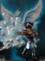 Pegasus Seiya - Sagittarius Aiolos Effect Parts Set Addq8dl3