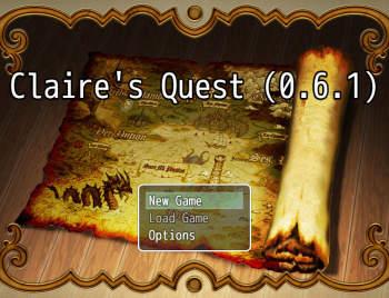 Claire's Quest V0.6.1 By Dystopuan Project