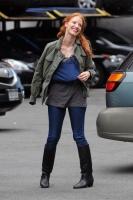 Джессика Честейн, фото 2273. Jessica Chastain On the set of 'The Disappearance of Eleanor Rigby' in New York City - July 13, 2012, foto 2273