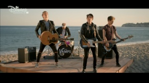 The Vamps Ft. Demi Lovato - Somebody To You Disney Channel 1080i HDMania