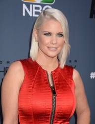 Carrie Keagan - New Celebrity Apprentice Press Conference Dec.9.2016 x19