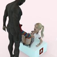 3D Art by Mieletvenin