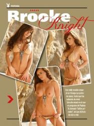 FOTOS: Brooke Knight Revista Playboy Venezuela Julio 2015 2