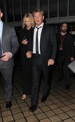 Sean Penn - Charlize Theron and Sean Penn - seen leaving Royal Festival Hall. London - February 16, 2015 (153xHQ) GN0PPr8e