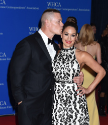 Nikki Bella - 102nd White House Correspondents' Association Dinner @ Washington Hilton in Washington D.C. - 04/30/16