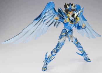 Myth Cloth Pegasus Seiya God Cloth (v4) 10th Anniversary