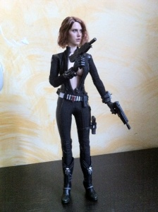 Black Widow Custom