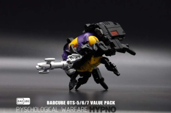 [BadCube] Produit Tiers - Jouet OTS-05 Claymore / OTS-06 Hypno / OTS-07 Kickbutt - aka Insecticons PsoeyGmQ