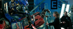 Transformers 3 / Transformers: Dark of the Moon   (2011) PL.DVDRip.XviD.AC3-MaRcOs Lektor PL