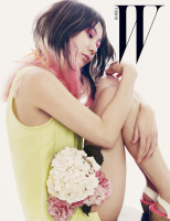 Bae Doona - W Magazine Korea 03/2013 (2x)
