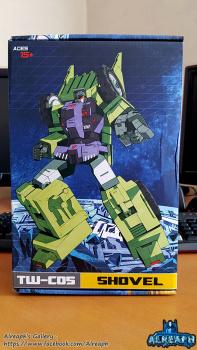 [Toyworld] Produit Tiers - Jouet TW-C Constructor aka Devastator/Dévastateur (Version vert G1 et jaune G2) - Page 6 R9seoytK