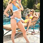 Gatas QB - Natasha Starr Penthouse USA Julho/Agosto 2013