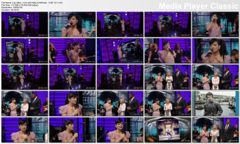 Lily Allen - Live with Kelly & Michael - 5-26-14
