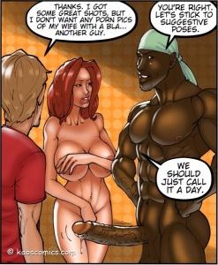 Big tit horny brunette milf fucks an electrician