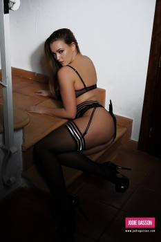 set102 My Sexy Black Lingerie 06.03.13