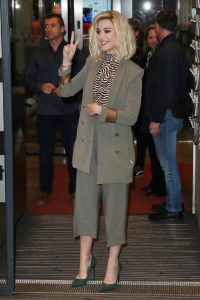 Katy Perry - At BBC Radio Studios in London - February 21st 2017