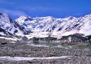 Victory Peak (Jengish Chokusu)