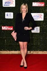 Jenni Falconer - Daily Mirror Pride Of Sport Awards 2015 @ Grosvenor House in London - 11/25/15