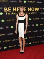 Alexandra Paul - Premiere Of Silver Lining Entertainment's 'Be Here Now' 5.4.2016 x26