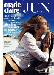 Marie Claire Magazine (June 2014)