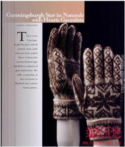 image hostВарежки,перчатки,митенки с орнаментом спицами,книга-сборник