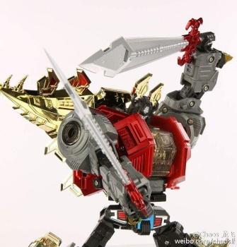 [GCreation] Produit Tiers - Jouet ShuraKing - aka Combiner Dinobots - Page 2 TEWsLSnL