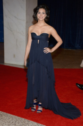 Morena Baccarin - 2013 White House Correspondents' Association Dinner in Washington 4/27/13