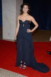 Morena Baccarin - 2013 White House Correspondents' Association Dinner in Washington 4/27/13