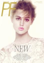 Playing Fashion Magazine (2011)