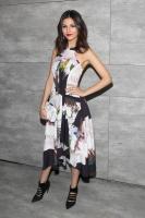 Victoria Justice - Rebecca Minkoff fashion show 2/13/15