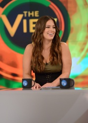 Ashley Graham - The View: May 9th 2017