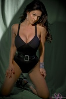 Дениз Милани, фото 5467. Denise Milani Belted One Piece :, foto 5467