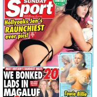Sunday Sport – 26 June 2016