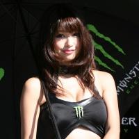Tech3 Yamaha MotoGP grid girls