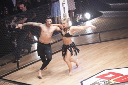 Paige VanZant - Dancing with the Stars Week Ten Night Two