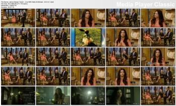 Jenna Dewan Tatum - Live With Kelly & Michael - 9-9-14