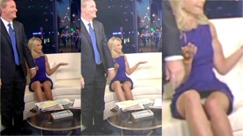 Elisabeth Hasselbeck's Perfect Body on Fox & Friends