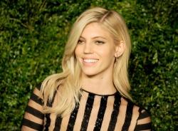 Devon Windsor - 12th Annual CFDA/Vogue Fashion Fund Awards @ Spring Studios in NYC - 11/02/15