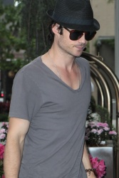Ian Somerhalder - Out And About in New York 2012.05.15 - 6xHQ QooTUoH5