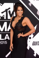 Vicky Pattison - 2015 MTV Europe Music Awards @ the Mediolanum Forum in Milan - 10/25/15