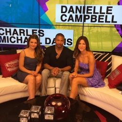 Danielle Campbell - Young Hollywood Studio - April 30 2015